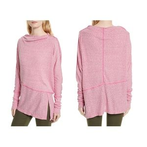New Free People Thermal Top Knit Dolman Sleeve M